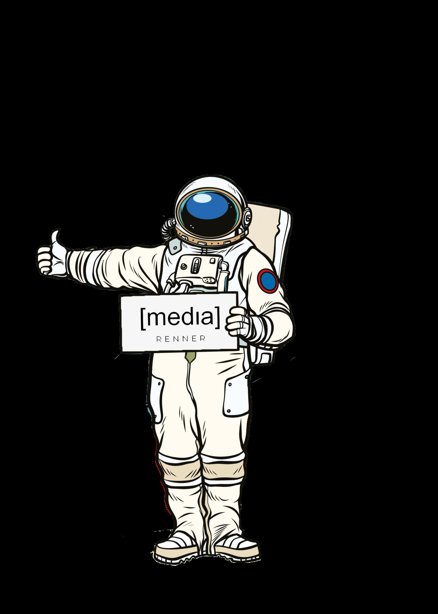 Media Renner Astronaut